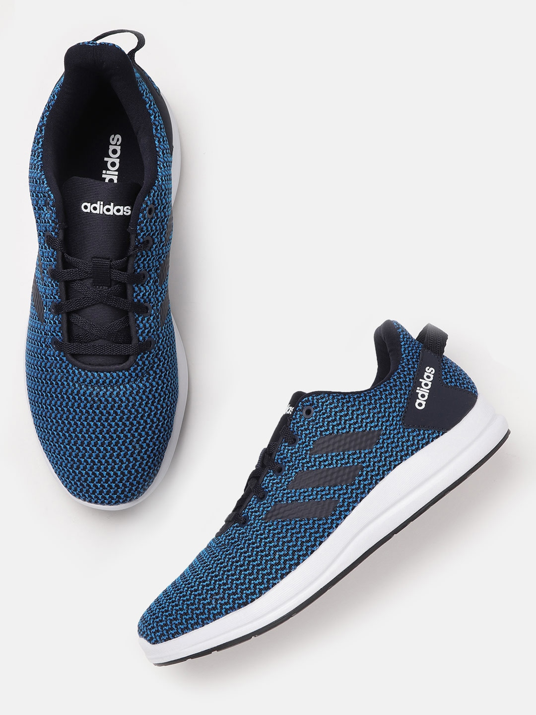 Blue GRITO Running Shoes