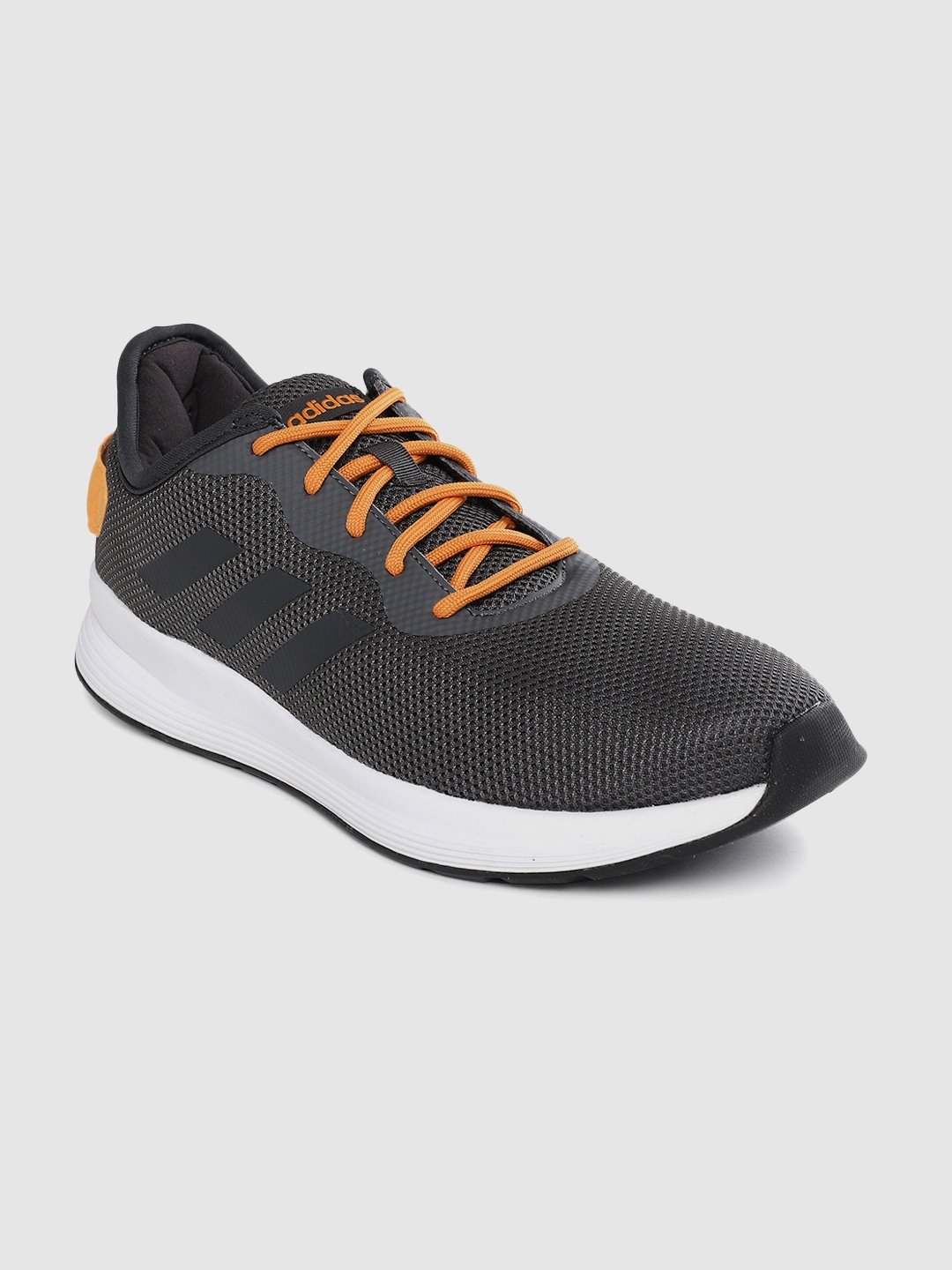 Charcoal Grey FLUO Running Shoes