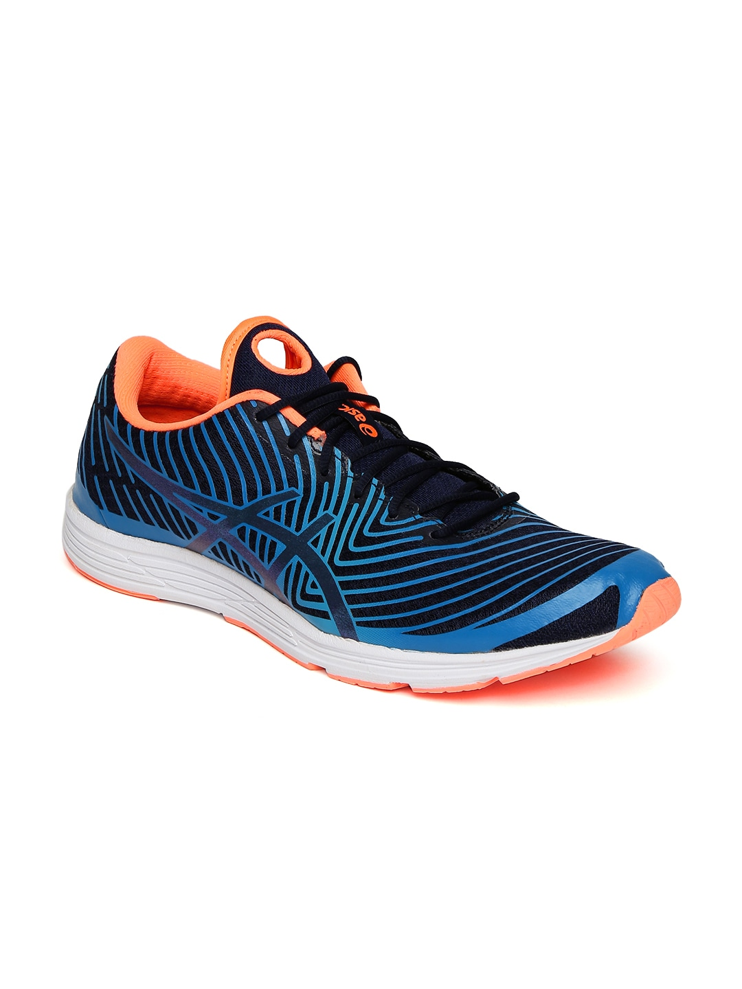 Blue GEL-HYPER TRI 3 Running Shoes