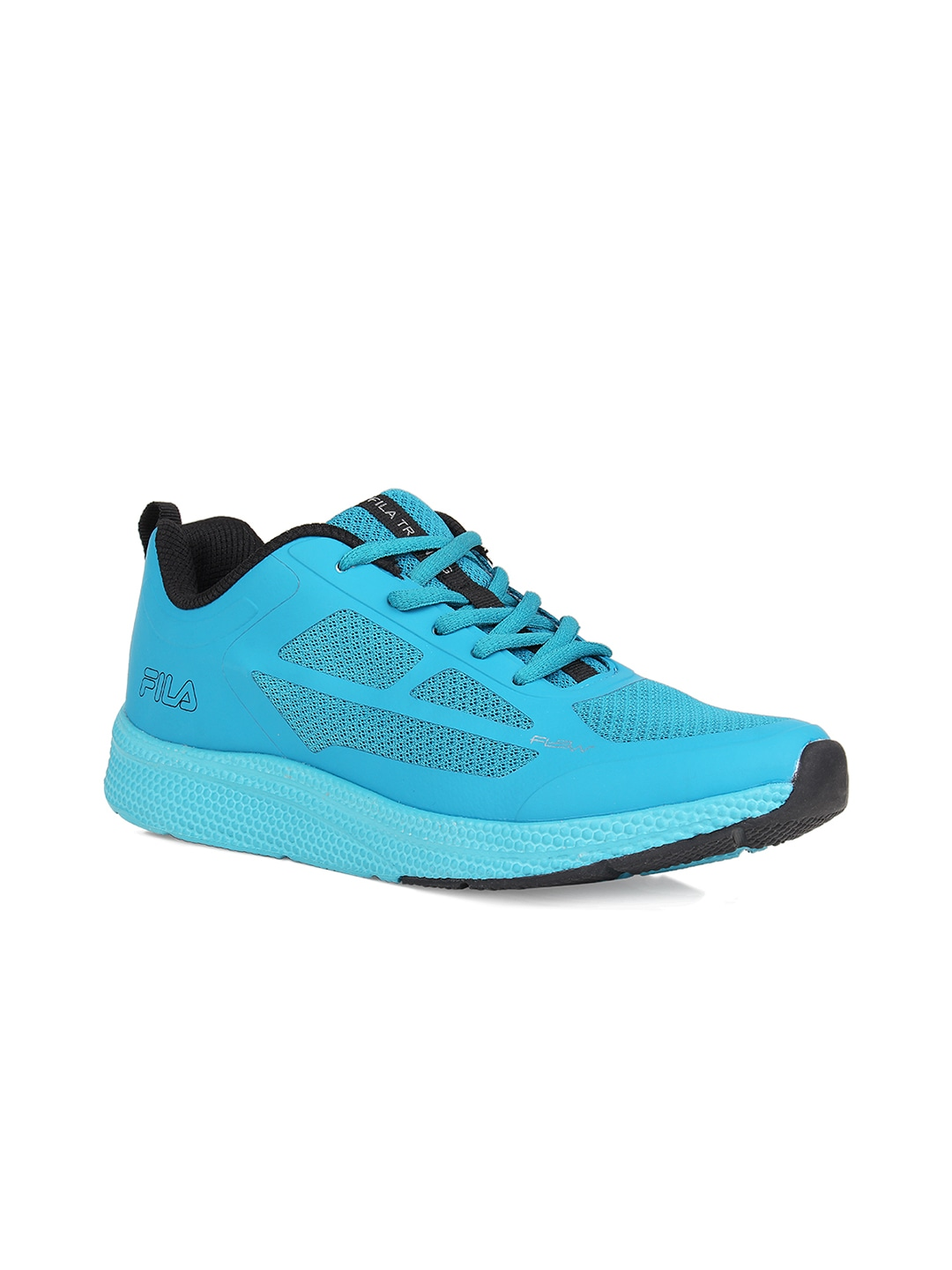 Blue PU Training or Gym Shoes