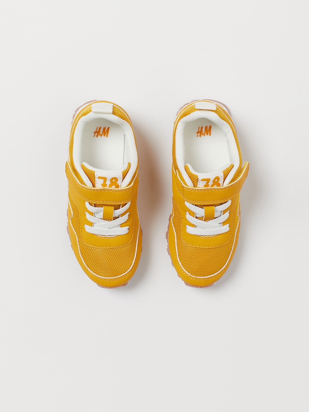 Yellow Trainers