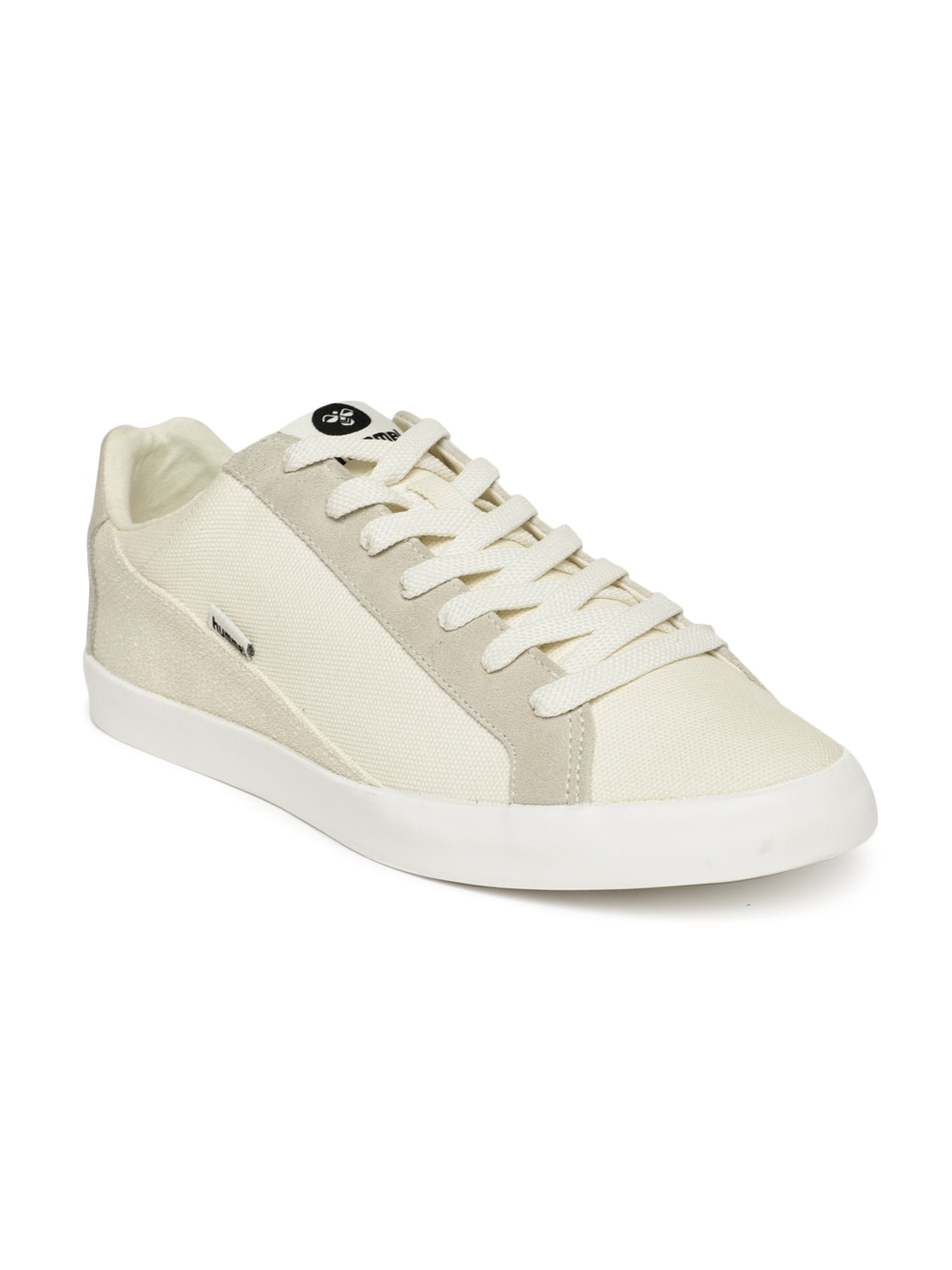 Off-White Cross Court Canvas Sneakers