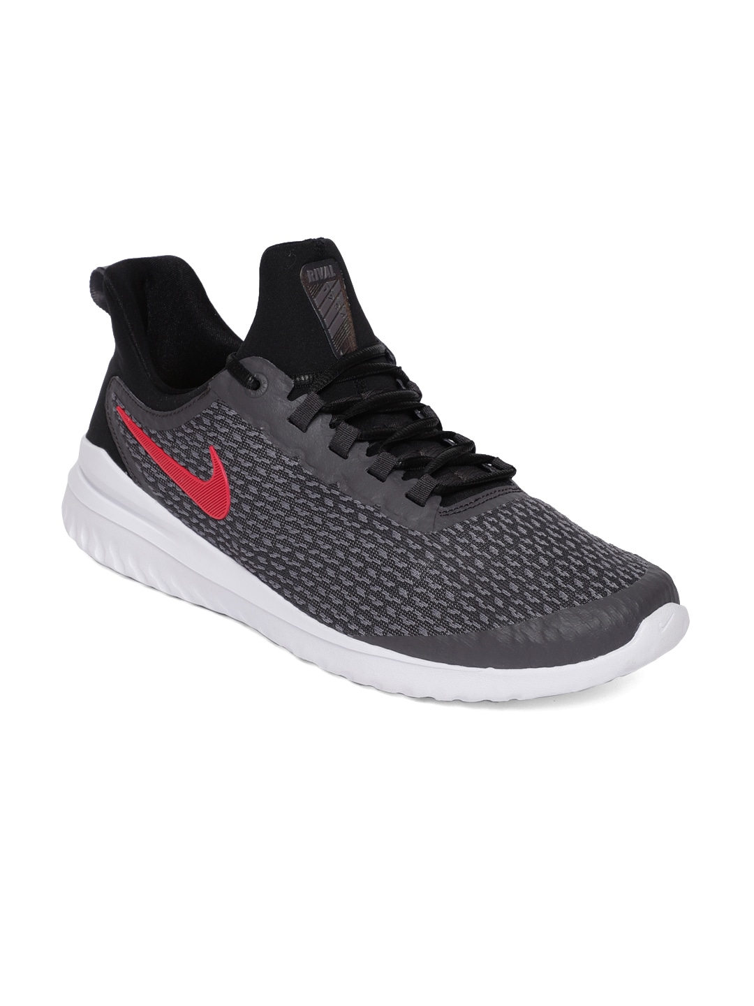 Grey Renew Rival Running Shoes