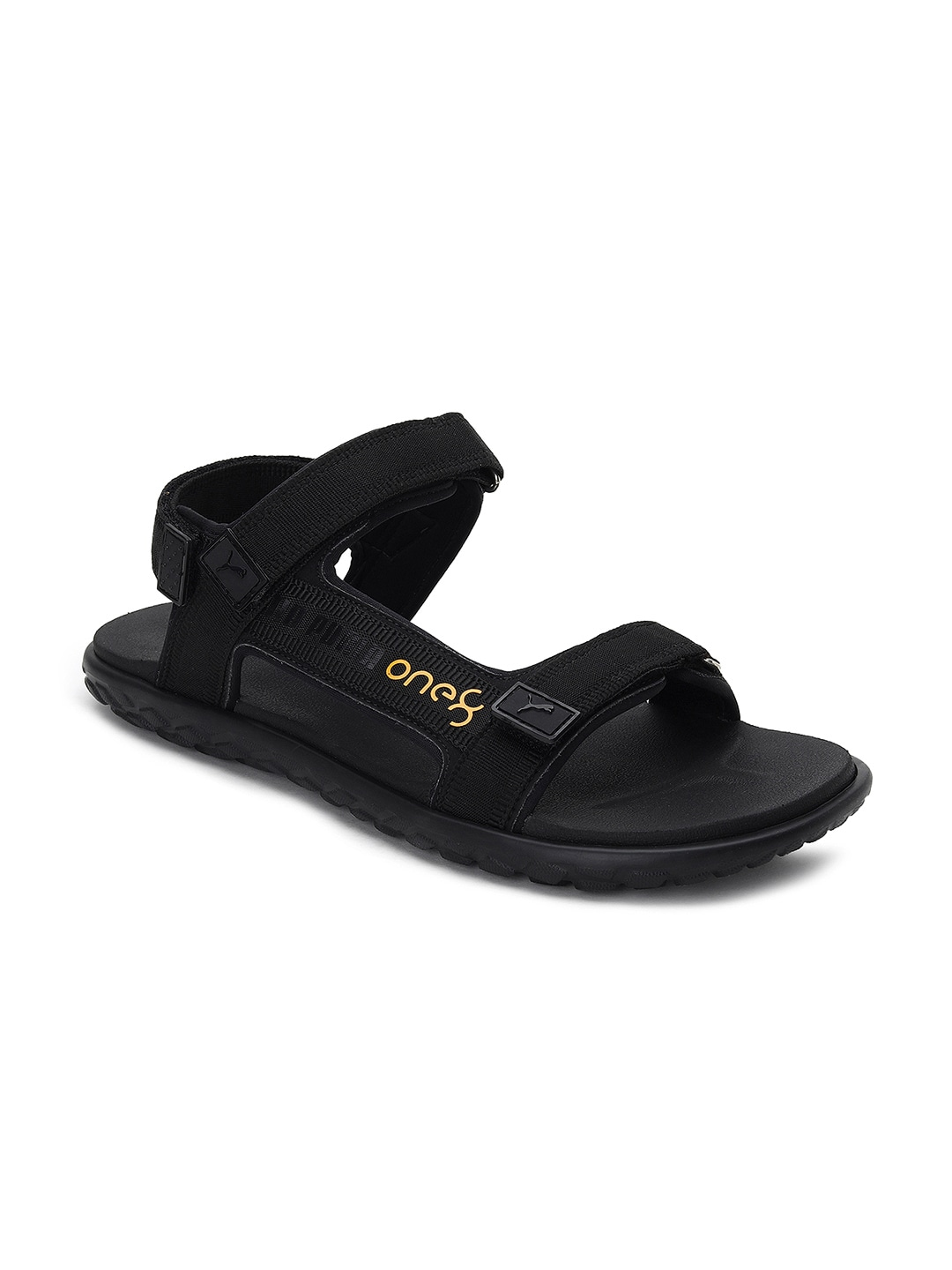 Black Stride one8 IDP Sports Sandals