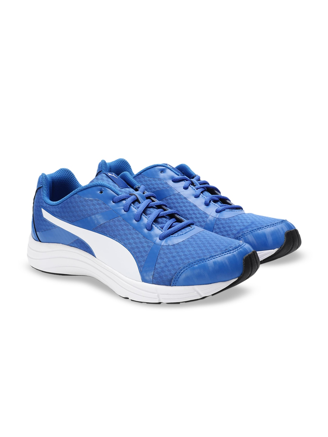 Blue Mesh Voyager IDP Running Shoes