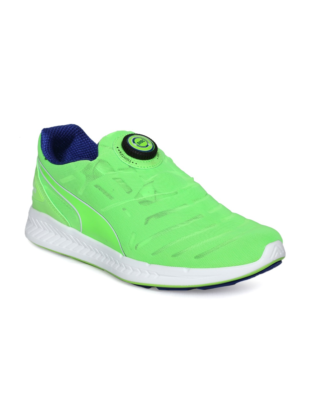 Green IGNITE DISC Running Shoes