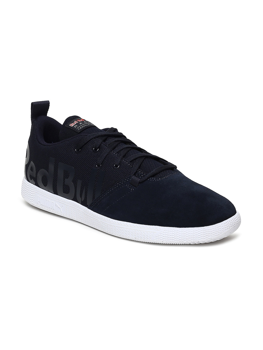 Navy Blue RBR Cups Lo Sneakers