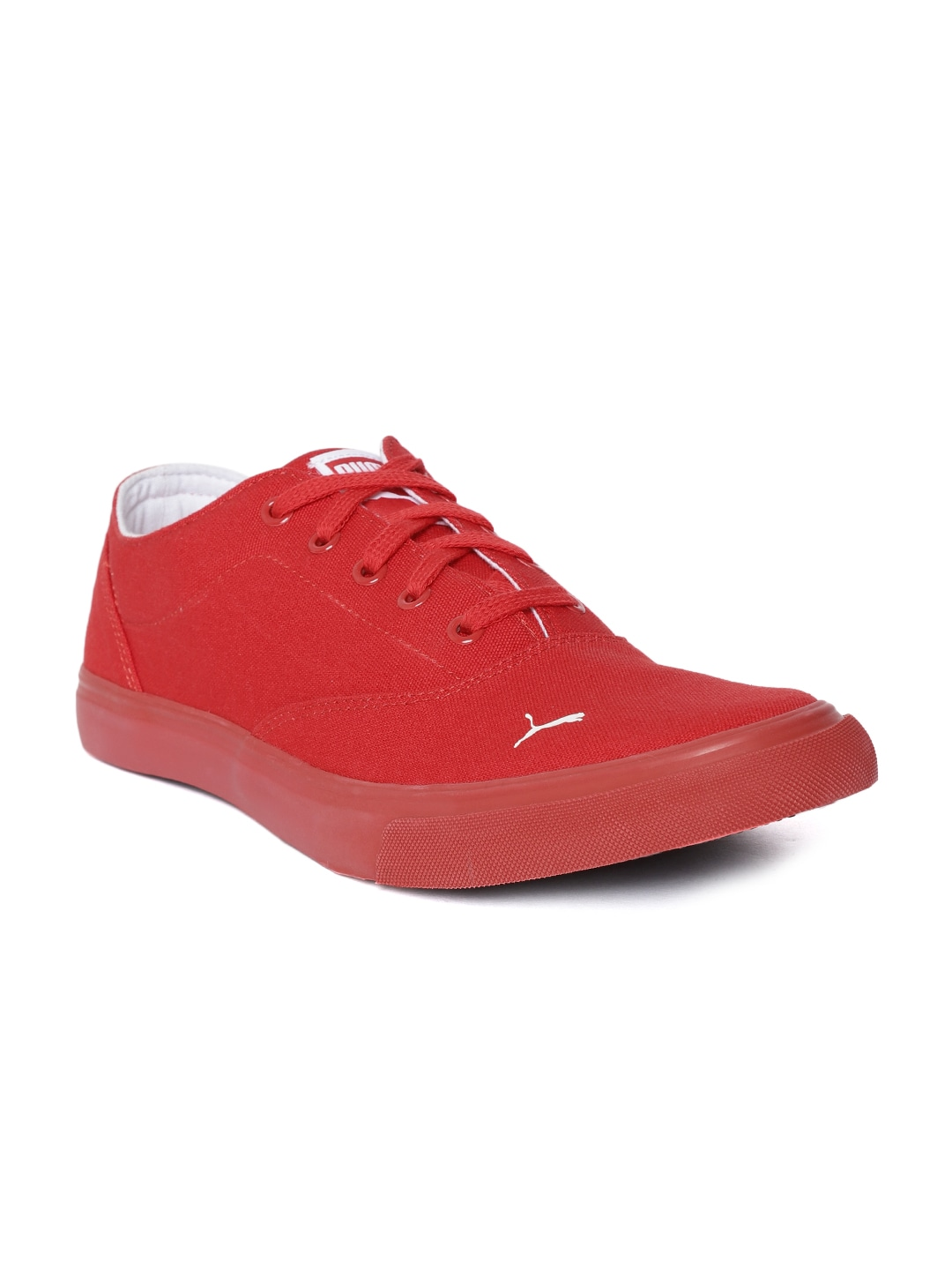 Red Icon IDP Sneakers