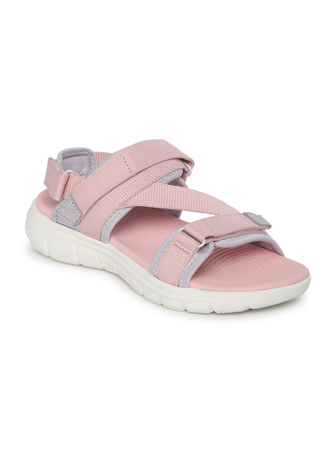 Pink Sports Sandals