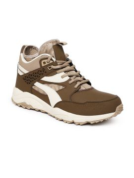 Brown Lifestyle Sneakers