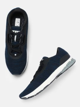 Blue Asteroid Running Shoes