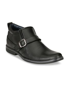 Black Solid Formal Monks