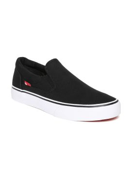 Black Trase Casual Shoes