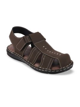 Brown Fisherman Sandals