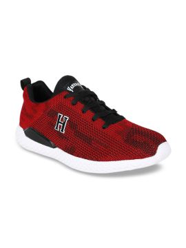 Maroon Running Shoes