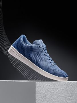 Blue Fly Sneakers