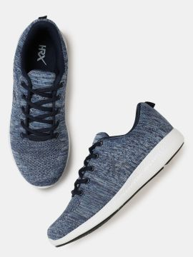 Blue Ultra Knit Series Running Shoes