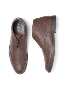 Coffee Brown Semiformal Brogues