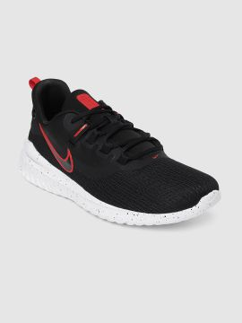 Black RENEW RIVAL 2 Running Shoes