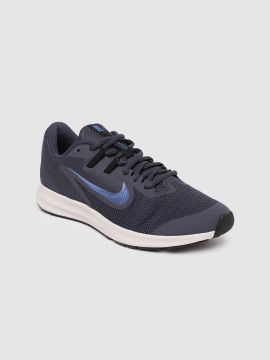 Blue DOWNSHIFTER 9 (GS) Running Shoes