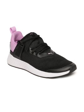 Black Insurge Mesh Sneakers