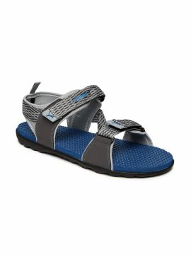 Grey Spectra Sports Sandals