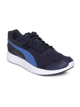 Navy Blue Escaper Pro Sneakers