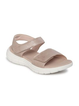 Dusty Pink Sports Sandals
