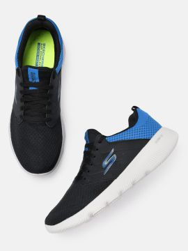 Black Go Run Focus Athos Running Shoes