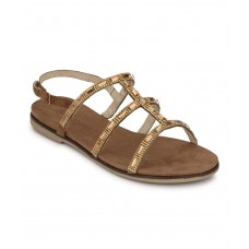 WOMEN SAND GEMSTONE SANDAL