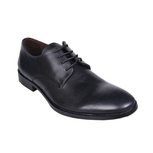 CLASSIC BLACK DERBY FORMAL SHOE