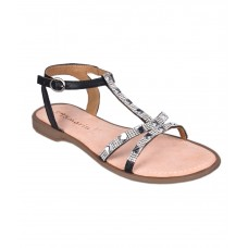 WOMEN SILVER GEMSTONE SANDAL