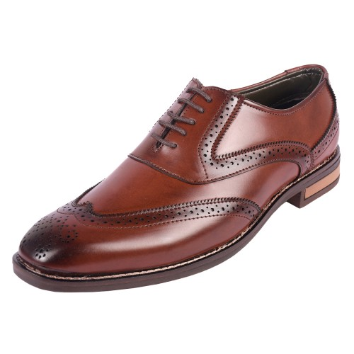 CLASSIC BROWN BROGUE