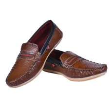 TRENDY BROWN LOAFERS
