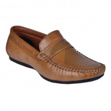 MENS TAN LOAFER