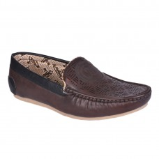 DARK BROWN LOAFER