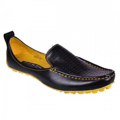 ETHINIC BLACK SLIPON