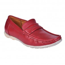 STYLISH CHERRY RED LOAFER