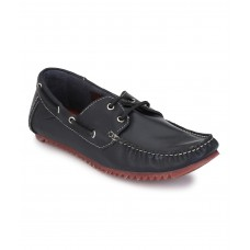 BLUE TRUE MOCCASINS